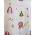 LISA -  tissu imprimé 280 cm - 70% polyester 30% coton - vendu au mètre