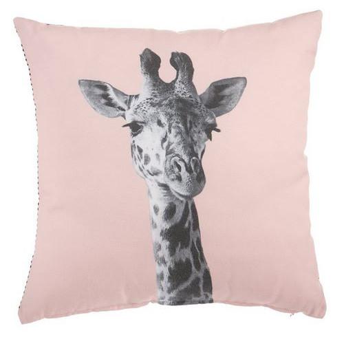 COUSSIN  girafe - 45 x 45 cm