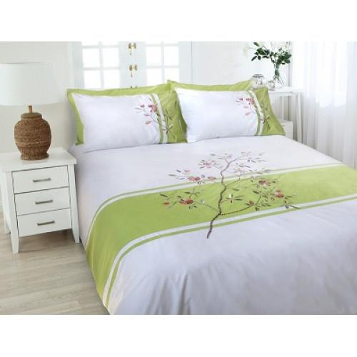 Incroyable But Housse De Couette #8: Housse-couette-duvetcover-embroidered-brodé-blanc-vert--coton-polyester-literie-decorsfabrics-500x500.jpg