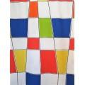 JUDY -  tissu  imprimé -  280 cm -  100% coton - vendu au mètre