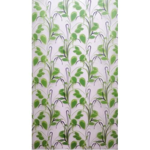 FALL voilage imprimé - 280 cm - 50% polyester/viscose - vendu au mètre